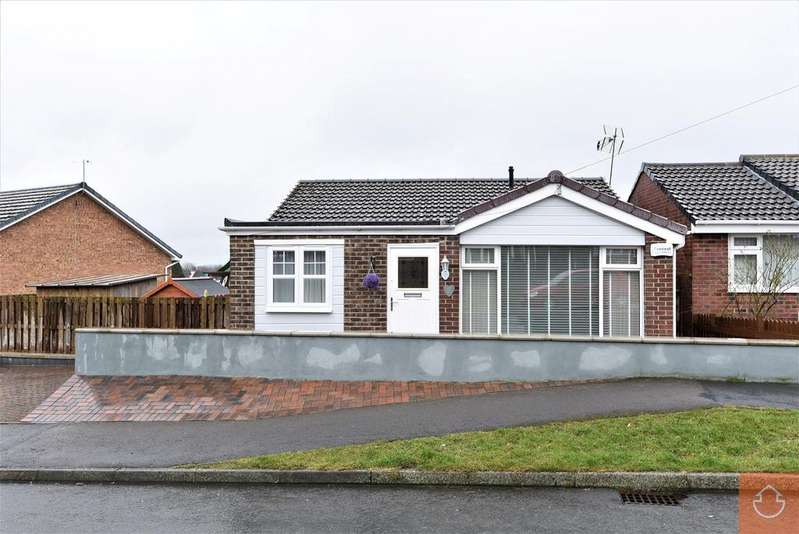 3 Bedrooms Detached Bungalow for sale in Ennerdale Grove, West Auckland, Bishop Auckland