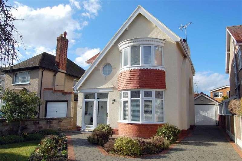 3 Bedrooms Detached House for sale in Glan Y Mor Road, Penrhyn Bay, Llandudno