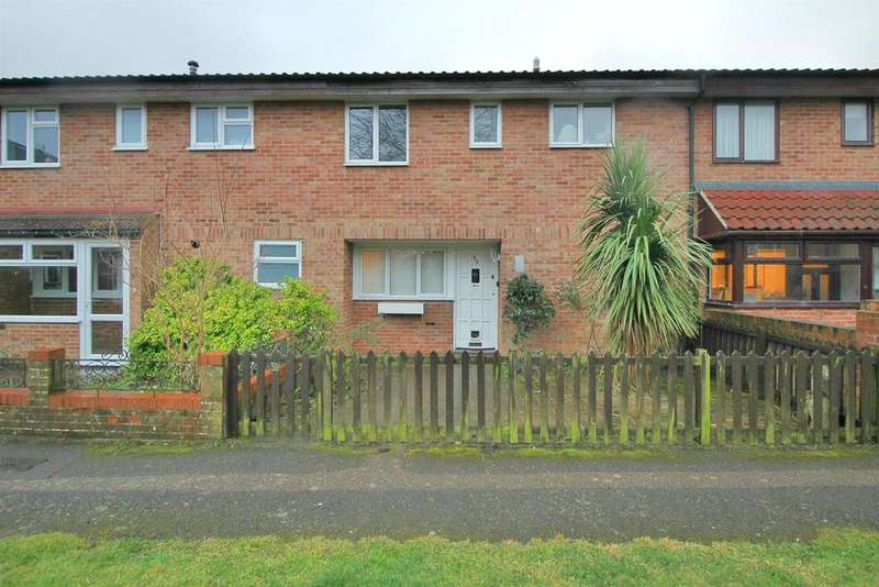 3 Bedrooms Terraced House for sale in Brampton Close, West Cheshunt, Herts EN7