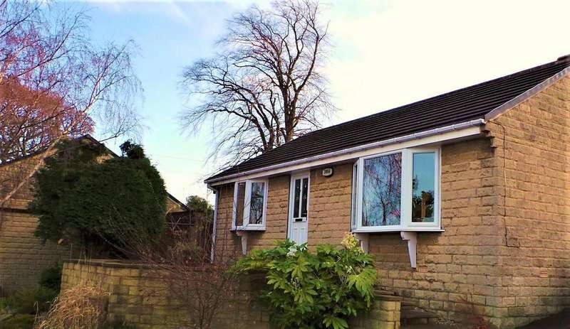 2 Bedrooms Detached Bungalow for rent in High Ash Avenue, Clayton West, Huddersfield