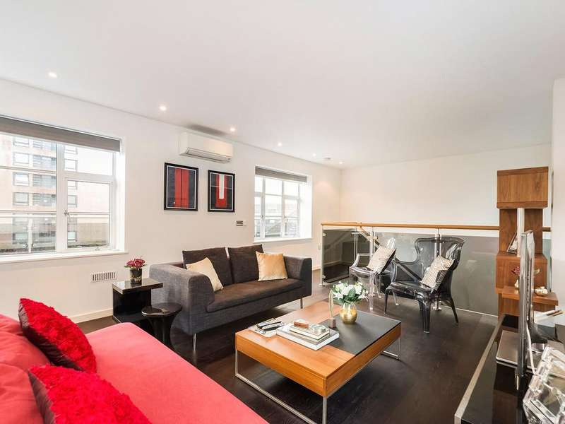 2 Bedrooms Apartment Flat for rent in Marshall Street, Soho, W1F