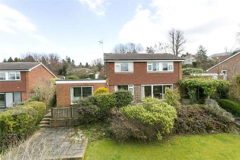 4 Bedrooms Detached House for sale in Middlings Rise, Sevenoaks, Kent