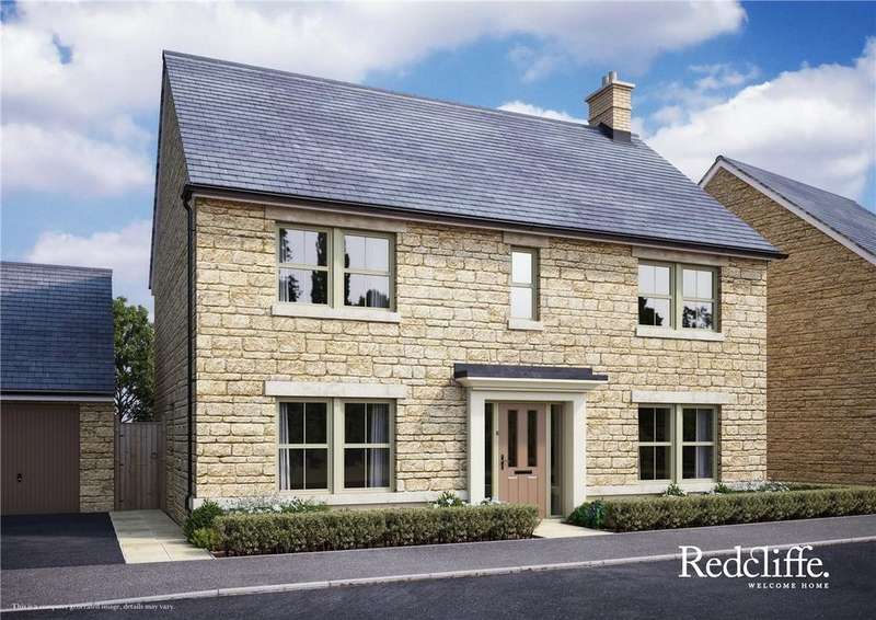 4 Bedrooms Detached House for sale in Park Place, Park Lane, Corsham, Wiltshire, SN13
