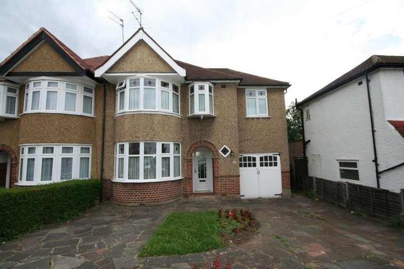 4 Bedrooms Semi Detached House for sale in Ilmington Road, Kenton HA3 0NH