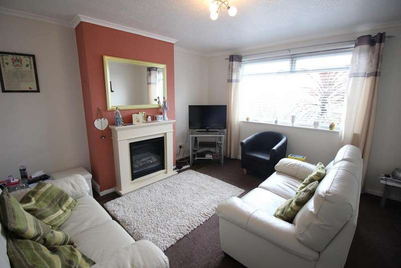 3 Bedrooms Terraced House for sale in Troutbeck Crescent, Mereside