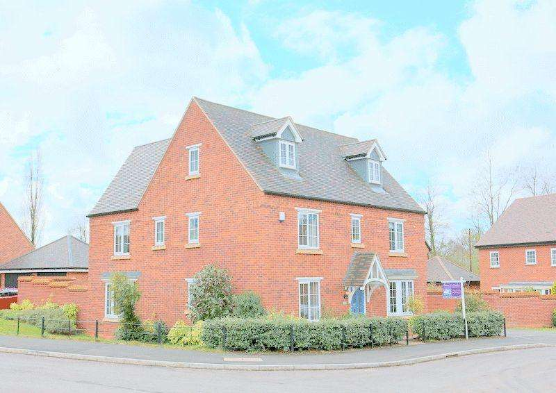 6 Bedrooms Detached House for sale in Waterford Crescent, Barlaston
