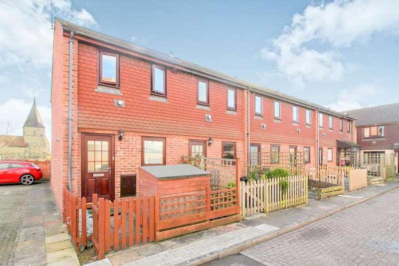 1 Bedroom End Of Terrace House for sale in Croft Court TN8