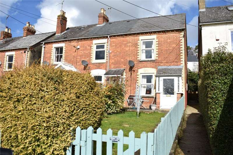 2 Bedrooms End Of Terrace House for sale in Horns Road, Stroud, Gloucestershire, GL5