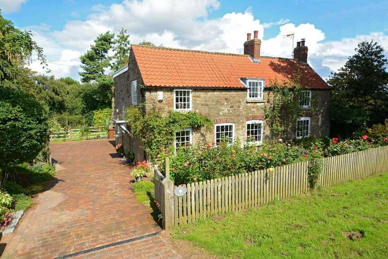 3 Bedrooms Cottage House for sale in Bulmer, York