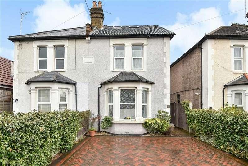 4 Bedrooms House for sale in East Barnet Road, East Barnet, Hertfordshire