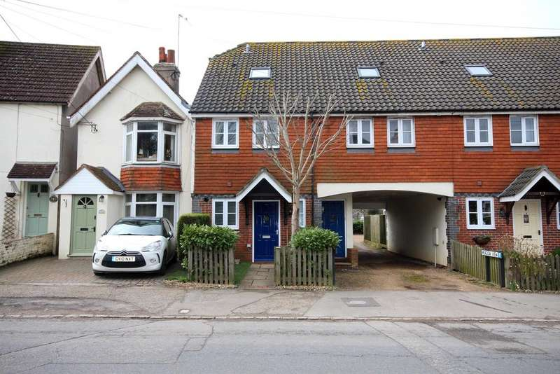 3 Bedrooms Terraced House for rent in Meadow View, Henfield Road, Woodsmill Close, Small Dole BN5