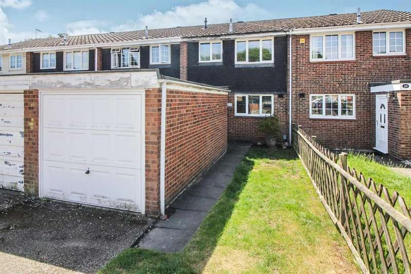3 Bedrooms Terraced House for sale in Frensham, West Cheshunt, Herts, EN7