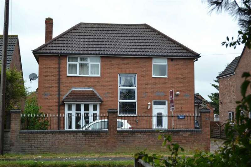 4 Bedrooms Detached House for sale in Stapleton