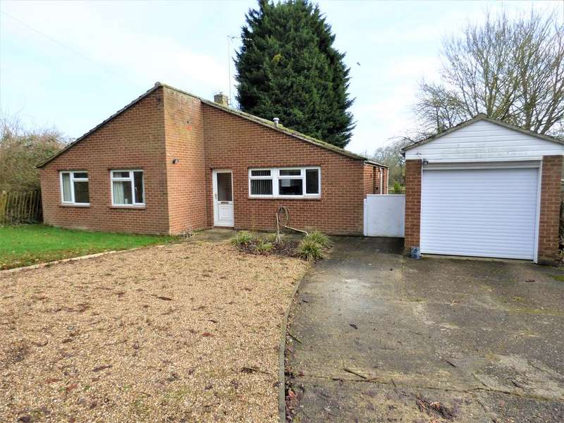 3 Bedrooms Detached Bungalow for sale in Pound Green, Little Thurlow CB9 7HY