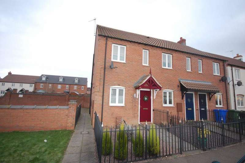 2 Bedrooms Terraced House for rent in King Street, Kirton