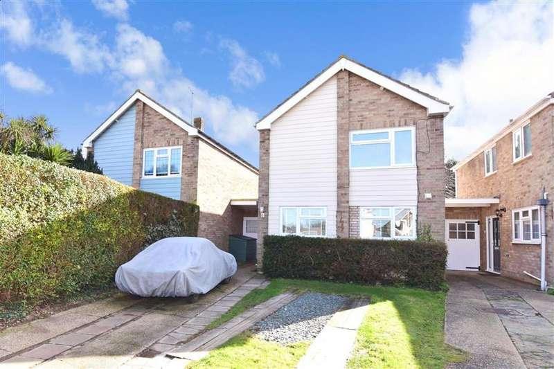 3 Bedrooms Link Detached House for sale in Penshurst Close, Rainham, Gillingham, Kent