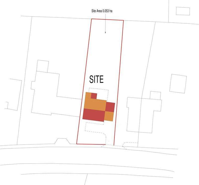 3 Bedrooms Land Commercial for sale in Fakenham Road, East Bilney, Dereham
