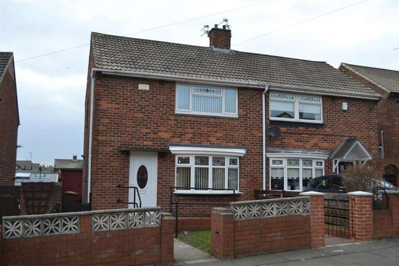 2 Bedrooms Semi Detached House for sale in Manx Square, Southwick, Sunderland