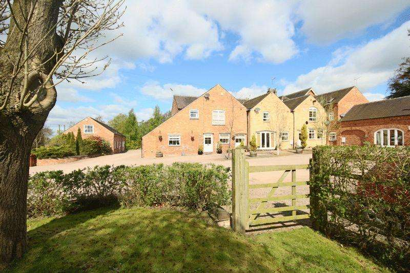 4 Bedrooms Semi Detached House for rent in Walton Bank, Eccleshall, Stafford