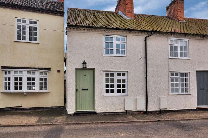 2 Bedrooms Cottage House for sale in California Cottages, Main Street, Fiskerton