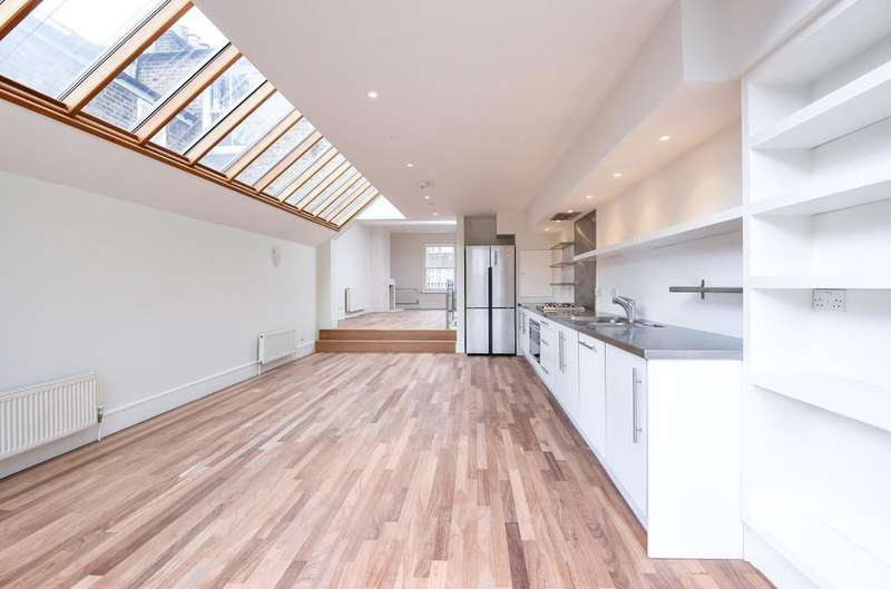 5 Bedrooms Terraced House for sale in Masbro Road, Brook Green, London, W14