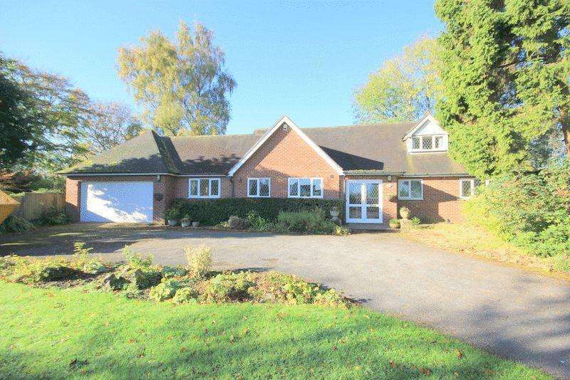 3 Bedrooms Detached House for sale in Clayton Road, Newcastle