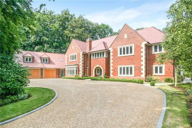 7 Bedrooms Detached House for sale in Old Long Grove, Seer Green, Beaconsfield, Buckinghamshire, HP9