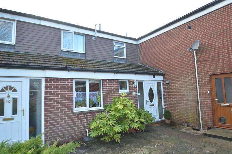 3 Bedrooms Terraced House for sale in Munnings Court, Andover
