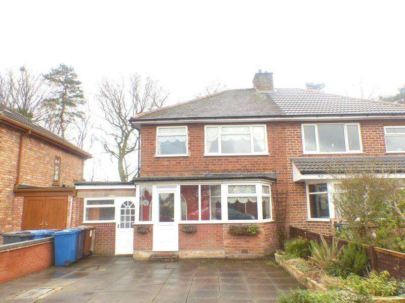 2 Bedrooms Semi Detached House for sale in George Avenue , Mile Oak, Tamworth