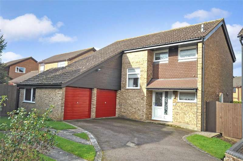 4 Bedrooms Detached House for sale in Redwood Avenue, Melton Mowbray, Leicestershire