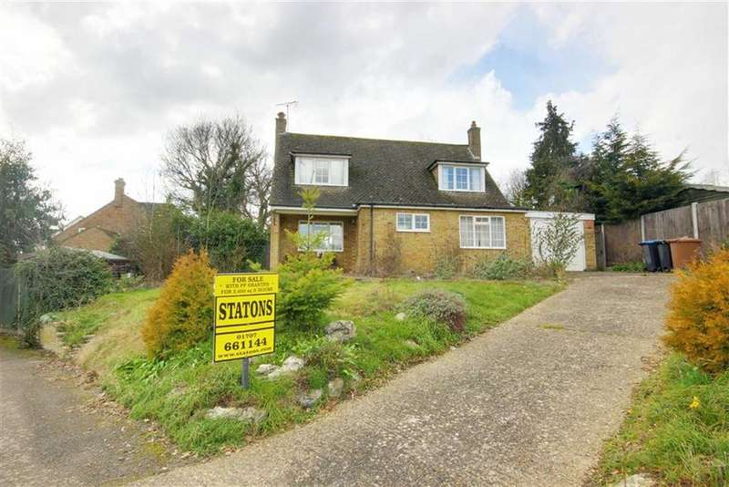 4 Bedrooms Detached House for sale in Bacons Drive, Cuffley, Hertfordshire