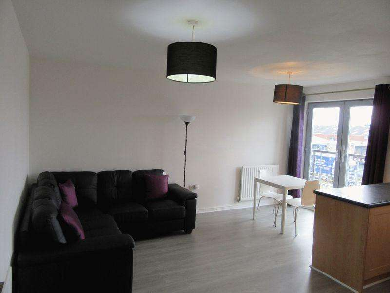 2 Bedrooms Apartment Flat for rent in 2 Bedroom Apartment, Falconwood Way, Manchester