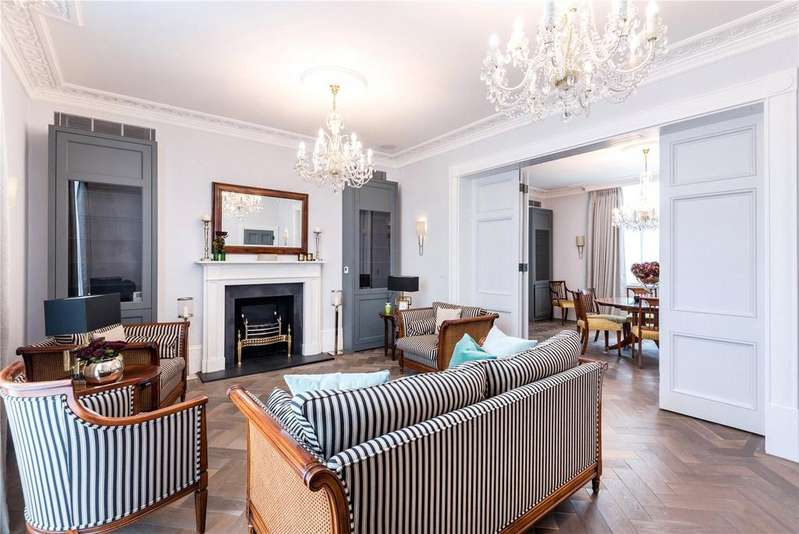 5 Bedrooms End Of Terrace House for rent in Cumberland Terrace, Regent's Park, London, NW1