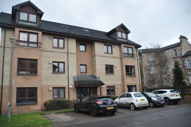 2 Bedrooms Flat for rent in Seamore Street, Flat 0/2, St Georges Cross, Glasgow, G20 6UG