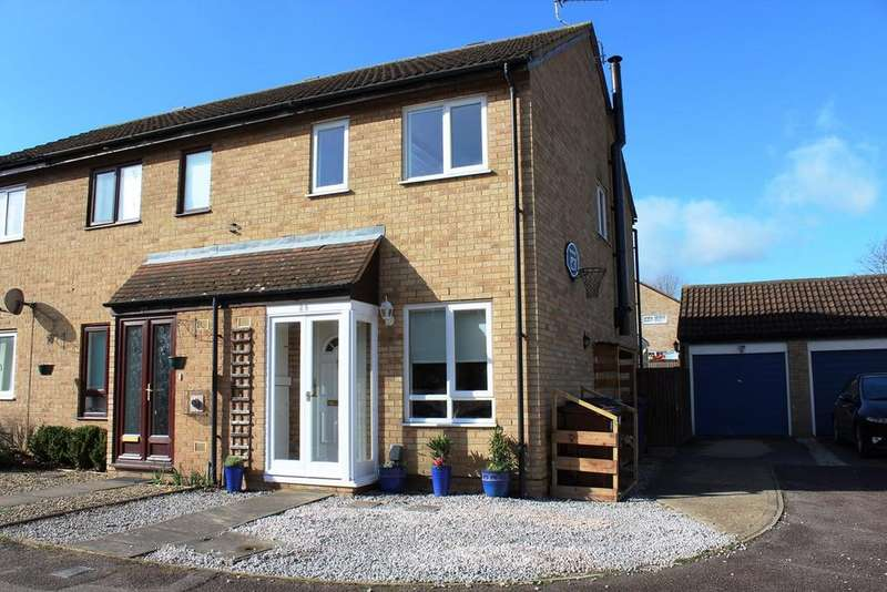 3 Bedrooms End Of Terrace House for sale in Maltings Close, Baldock, SG7