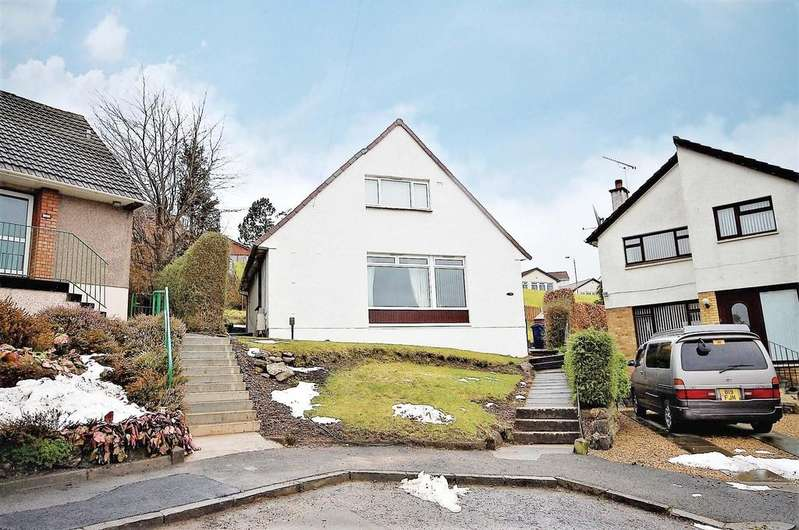 3 Bedrooms Detached House for sale in Rosewood Avenue, Paisley PA2 9NJ