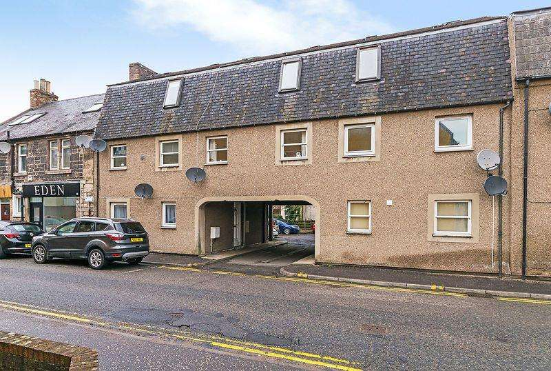 2 Bedrooms Flat for sale in 24C Campbell Street, Dunfermline, KY12 0QJ