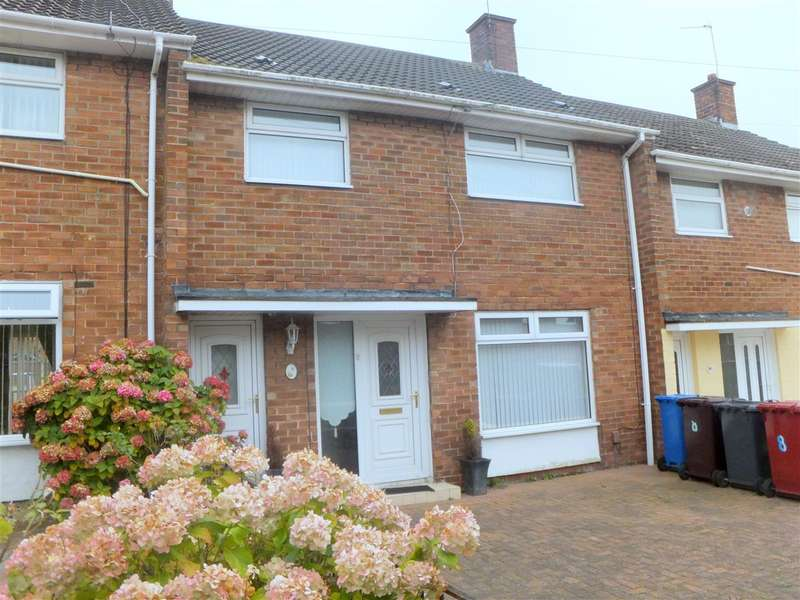 3 Bedrooms Terraced House for sale in Chester Walk, Huyton, Liverpool