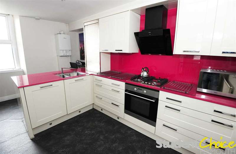 9 Bedrooms End Of Terrace House for rent in Eton Place, Plymouth