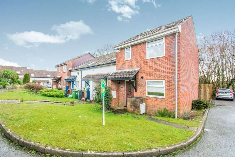2 Bedrooms End Of Terrace House for sale in Tintagel Close, Thornhill, Cardiff
