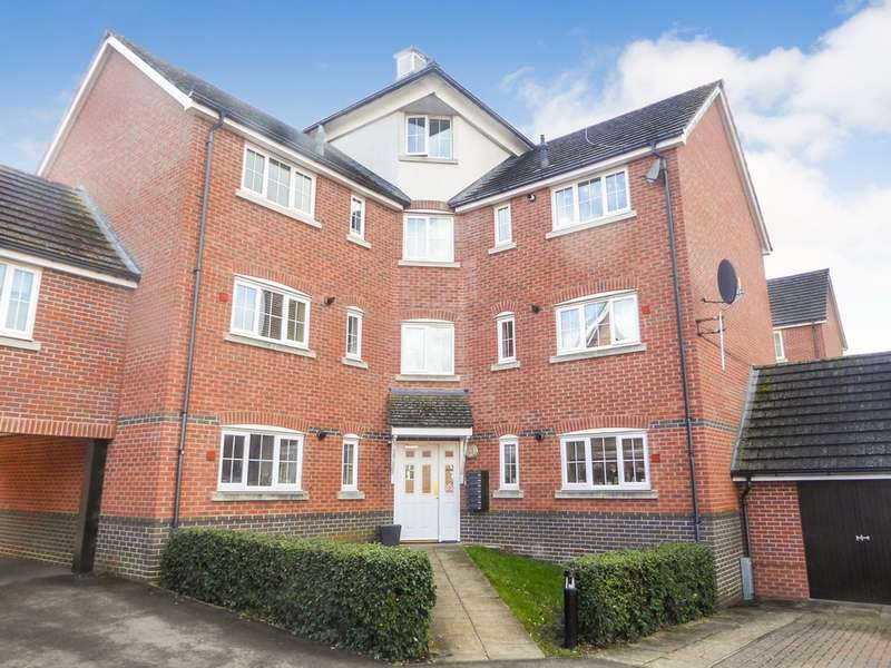 2 Bedrooms Apartment Flat for sale in Chineham RG24