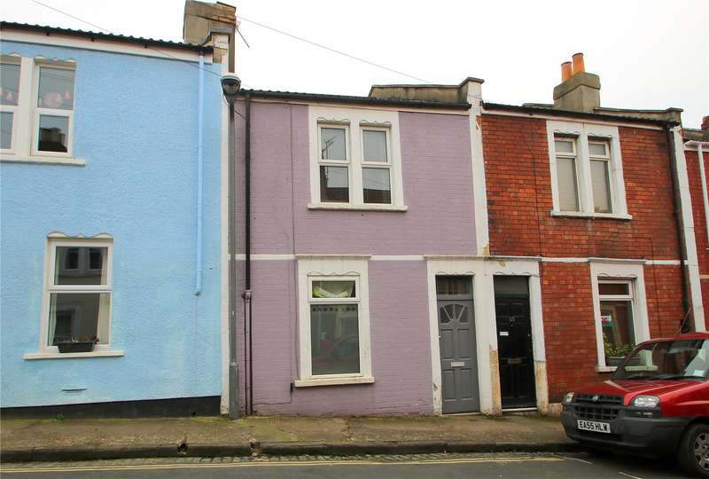 2 Bedrooms Terraced House for sale in Fairfield Place Southville Bristol BS3