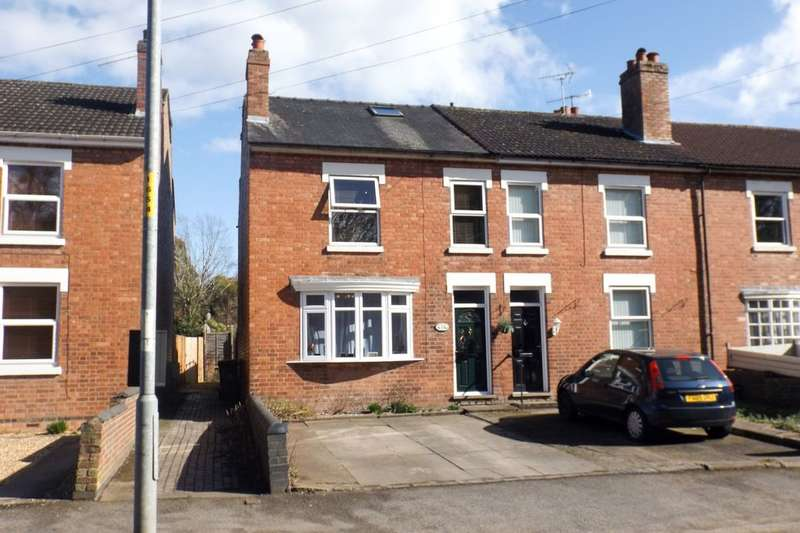 2 Bedrooms Terraced House for sale in Astwood Road, Worcester, WR3