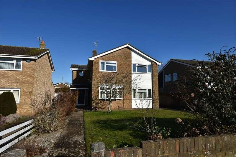 4 Bedrooms Detached House for sale in Worcester Gardens, Nailsea, Bristol, North Somerset
