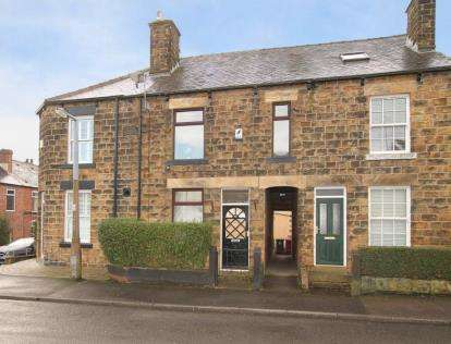 2 Bedrooms Terraced House for sale in Hartington Road, Dronfield, Derbyshire