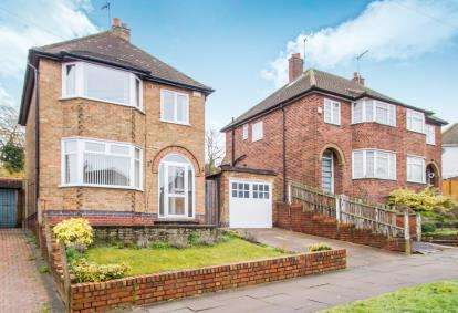 3 Bedrooms Detached House for sale in Headland Road, Leicester, Leicestershire