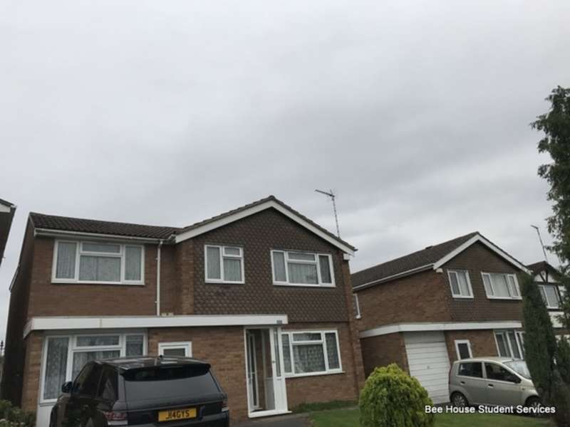 8 Bedrooms Detached House for rent in De Montfort Way, Coventry