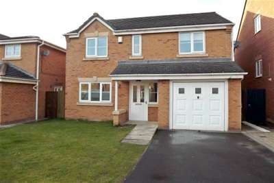 4 Bedrooms Detached House for rent in Sandy Way, Winsford CW7