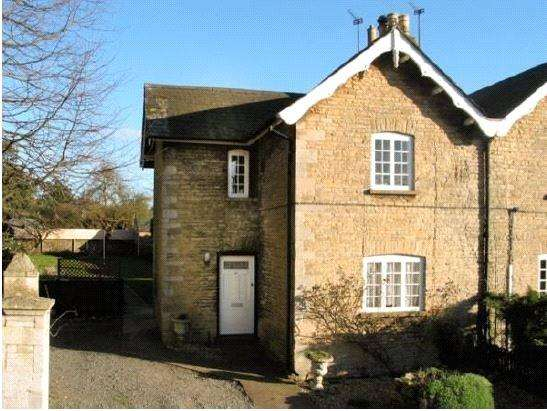 2 Bedrooms Semi Detached House for rent in Church Lane, Bulwick