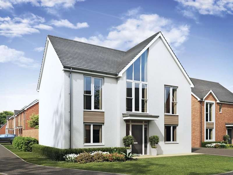 4 Bedrooms Detached House for sale in The Garnet, Burton Road, Castle Gresley
